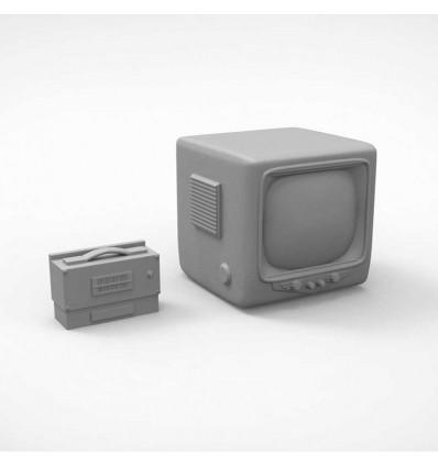 TV anni 40-50